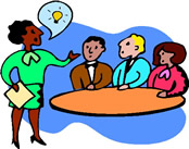 Image result for parent council meeting clipart